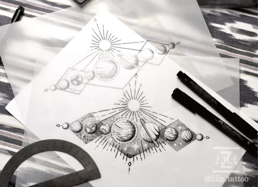 beautiful-underboob-tattoo-design-by-illiz-mallorca-dotwork-lineworktattoo-sternum-piece